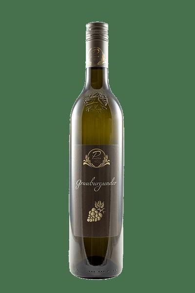 Grauburgunder vom Weingut und Obstbau