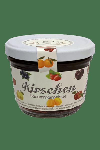 Kirschen Marmelade - Weingut und Obsthof Peitler Monti aus Leutschach in der Südsteiermark