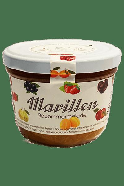 Handgeerntete Marillen für die Marillen Marmelade -Weingut und Obsthof Peitler Monti aus Leutschach in der Südsteiermark