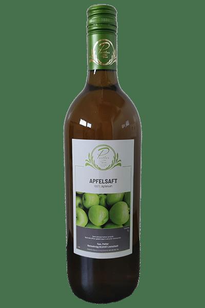 Apfelsaft - Weingut und Obsthof Peitler Monti aus Leutschach in der Südsteiermark