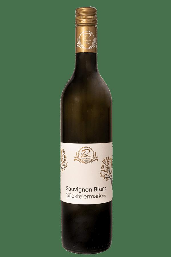 Sauvigon Blanc JG.2020 - Weingut und Obsthof Peitler Monti aus Leutschach in der Südsteiermark